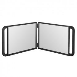 Miroir double